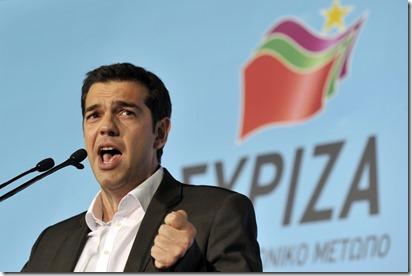 Alexis Tsipras - 1