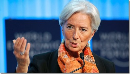 Christine Lagarde - 1
