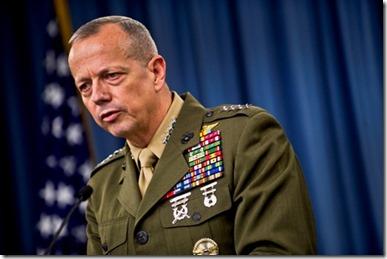 John Allen, generaal - 5