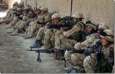 NAVO in Afghanistan - 4