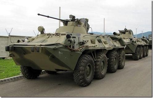 BTR 82 - 3