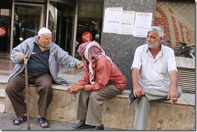 Beels uit de Maysalounstraat, Damascus