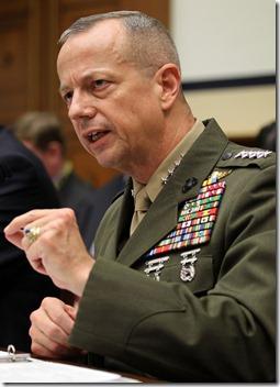 John Allen, generaal - 2