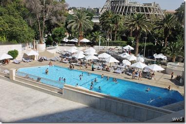 Zwembad, Damarose Hotel, Damascus