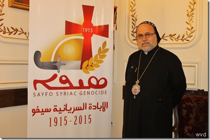Aartsbisschop Dionysius Jean Kawak