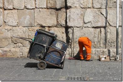 Straatreiniging, Damascus