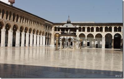 Ummayyadenplein, Damascus