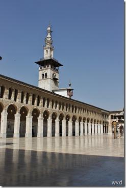 Ommayyadenplein, Damascus