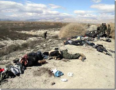 Lijken op slagveld - Juni 2015 - 1