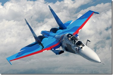 Sukhoi SU-30 - 3