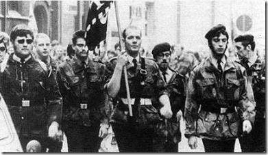 VMO-betoging - Jaren 1970 met Bert Ericksonn