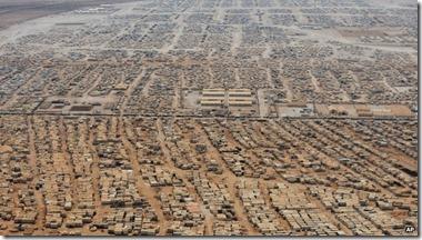 Zaatari - Vluchtelingenkamp Jordanië -2