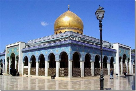 Zayidda Zaynab bint Ali Graftombe - 2
