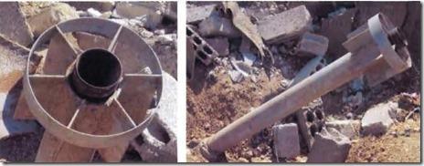Syrië - VN-rapport Chemische aanval - 21-08-2013- Raketinslag Ein Tarma-Zamalka