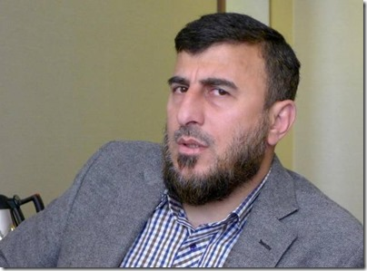 Zahran Alloush - 1