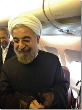 Hassan Rouhani - Iraans president