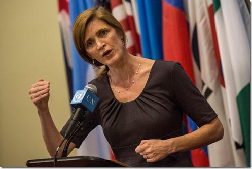 Samantha Power - Amerikaans ambassadeur VN - 5