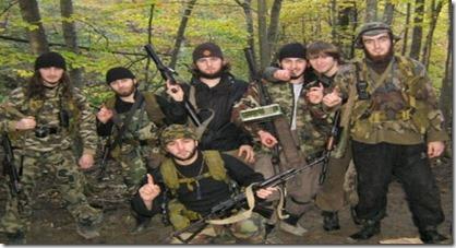 Tsjetsjeense salafisten - 1