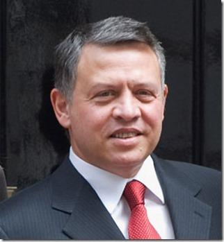 Abdullah 2 - Jordaanse koning - 2