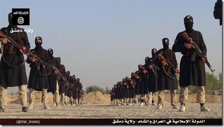 ISIS - In gevechtstenu