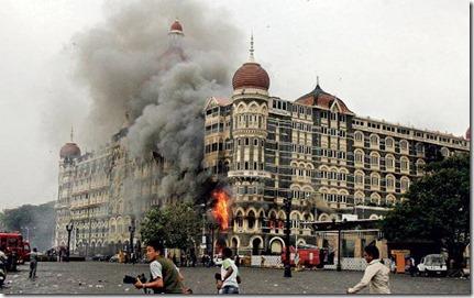 Mumbai - Aanvallen Lashkar-e- Taiba - 26-29-11-2008 - 1