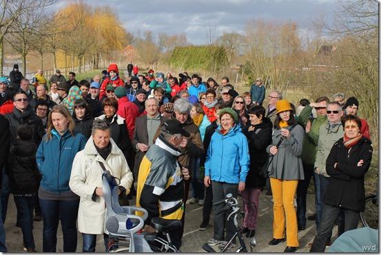 Actie voor het behouden van de fiets- en voetgangersdoorgang