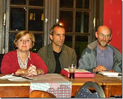 Actievoerders tegen nieuwe Dendermondse gevangenis