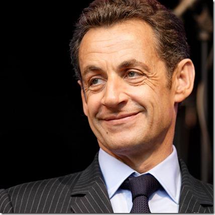 Nicolas Sarkozy - 1
