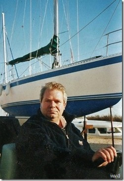 Marc De Schutter in Port Napoleon