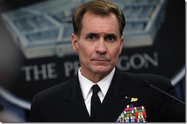 John Kirby - Admiraal - woordvoerder Buitenlandse Zaken - 5