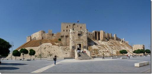 Aleppo - Citadel voor 2011