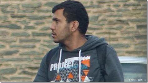 Jaber al Bakr - White Helmets - aanslag Duitsland - oktober 2016