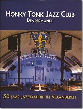 Boek 50 jaar jazztraditie in Vlaanderen - kaft