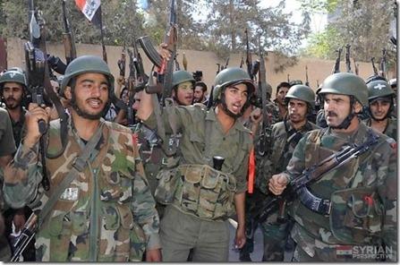 Syrisch leger