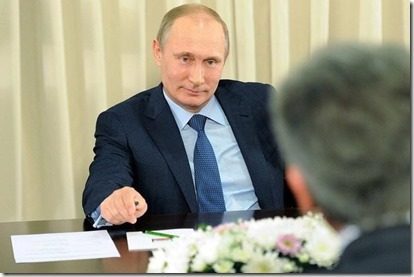 Vladimir Poetin - 10