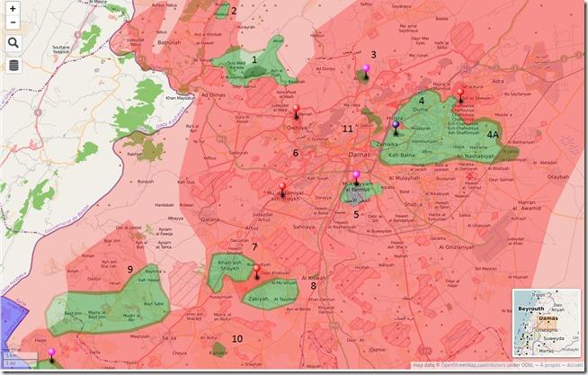 Damascus - Regio - 20-11-2016