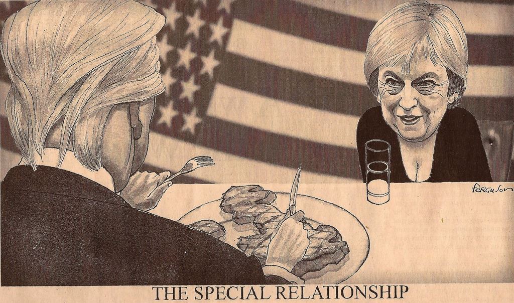 the special relationship The special relationship emerged in the aftermath of the second world war and, since then, both countries have faced multiple crises bayliss 1997 examines the history of the relationship through these periods.