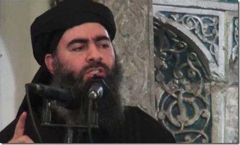 Aboe Bakr Al-Baghdadi.- 1