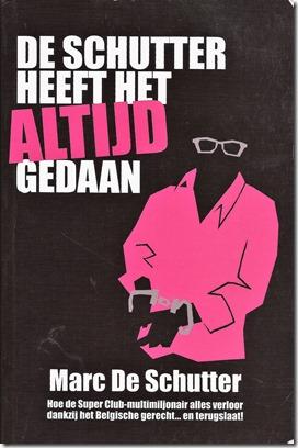 Marc De Schutter - kaft boek