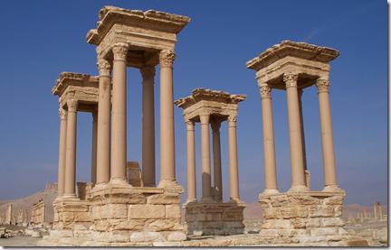 Palmyra 2 - Voor vernielingen - Maart 2017