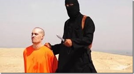 James Foley - Onthoofding door ISIS - 2014