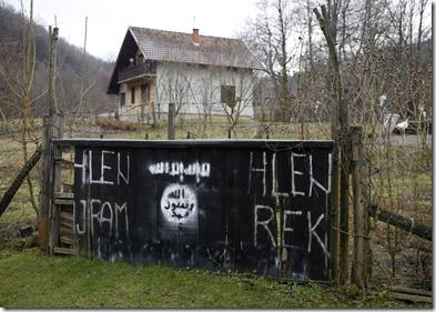 Gornja Maoca - ISIS dorp - 4 februari 2015