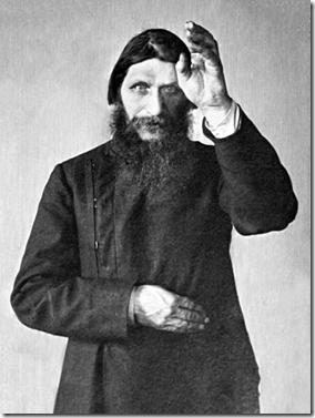 Grigori Raspoetin - 1