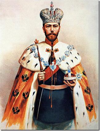 Tsaar Nicolas II