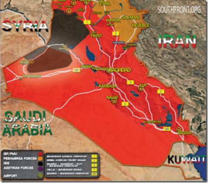 Qaim - 1 -Militaire situatie - 26 oktober 2017
