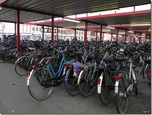 fietsparking Dendermonds station
