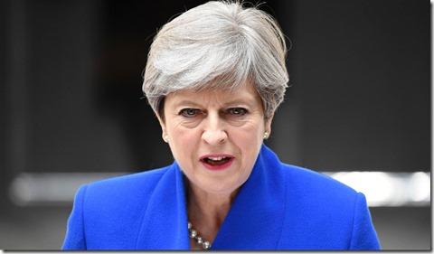 Theresa May - 7