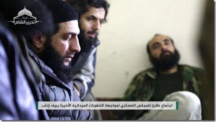 Al jolani - Hayat Tahrir al Sham-al Qaeda