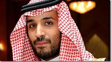 Mohammed bin Salman bin Abdoelaziz al Saoed, prins en minister van Defensie