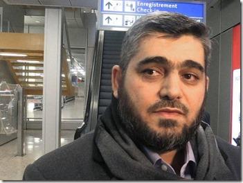 Mohamad Alloush - Leger van Islam Syrië